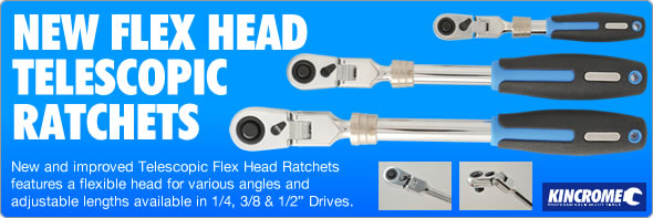 Flex Head Ratchet