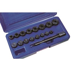 Universal Clutch Aligning Kit 17 Piece