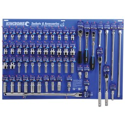 "LOK-ON™ Merchandiser 57 Piece 1/2"" Drive"