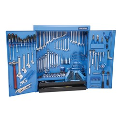 "Tool Cabinet 295 Piece 1/4, 3/8 & 1/2"" Drive"