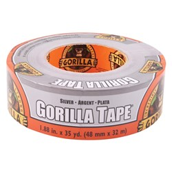 Silver Gorilla® Tape 32m x 48mm