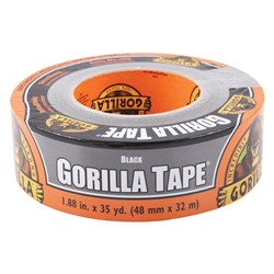 Black Gorilla® Tape 32m x 48mm