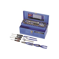 "Tools Only - Tool Kit 65 Piece 1/2"" Drive"