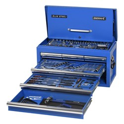 "Tool Chest 168 Piece 1/4, 3/8 & 1/2"" Drive"