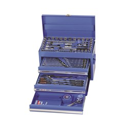 "Tool Chest 106 Piece 1/4"" & 1/2"" Drive"