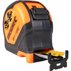 XTENDA Tape Measure 8M Orange