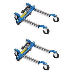 Vehicle Positioning Jacks 300mm 2 Piece