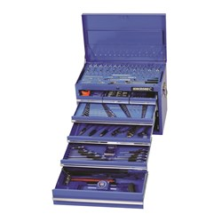 Tools Only - Tool Chest 213 Piece Metric & Imperial