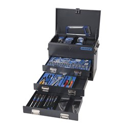"Truck Box Tool Kit 219 Piece 1/4, 3/8 & 1/2"" Drive"