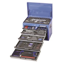 Tool Chest Extra Deep 261 Piece