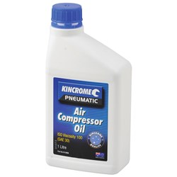 Air Compressor Oil 1L (SAE 30)