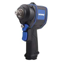 "Stubby Air Impact Wrench Composite 1/2"" Drive"