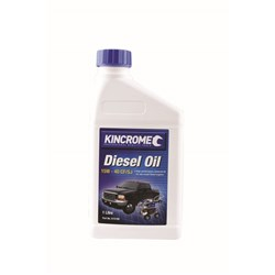 Diesel Engine Oil 1L (SAE 15W-40)