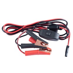 12v Wire Harness - Battery Clamp