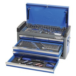 "EVOLVE® Tool Chest 112 Piece 1/4, 3/8 & 1/2"" Drive"