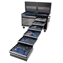 TRADE CENTRE Trolley Tool Kit 524 Piece 13 Drawer