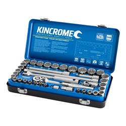 "Socket Set 39 Piece 3/8"" Drive - Metric & Imperial"