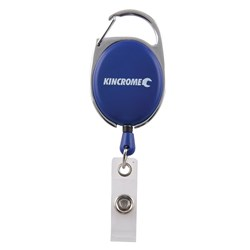 Retractable Lanyard & Card Holder