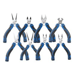 Mini Plier Set - 8 Piece