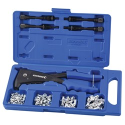 Nut Riveter Kit 85 Piece