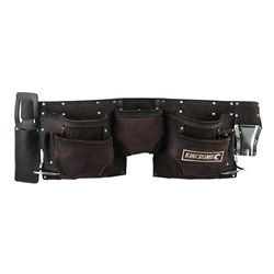 Tool Belt 11 Pocket - Leather
