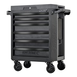 CONTOUR® Tool Trolley 6 Drawer Black Series
