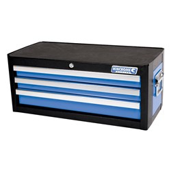 EVOLVE® Add On Tool Chest 3 Drawer Electric Blue™