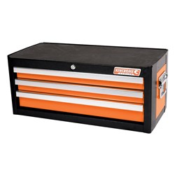 EVOLVE® Add On Tool Chest 3 Drawer Flame Orange™