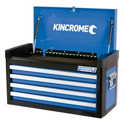 EVOLVE® Tool Chest 4 Drawer Electric Blue™