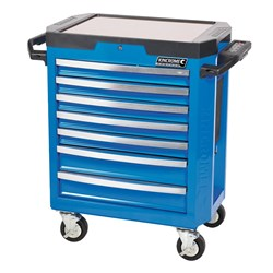CONTOUR® Tool Trolley 7 Drawer Electric Blue™