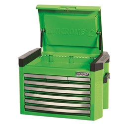 CONTOUR® Tool Chest 8 Drawer Green