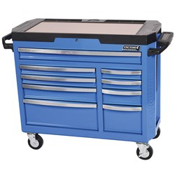 CONTOUR® Tool Trolley 9 Drawer Electric Blue™