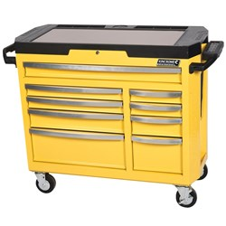 CONTOUR® Tool Trolley 9 Drawer Wasp Yellow™