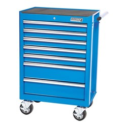 BLUESTEEL® Tool Trolley 7 Drawer