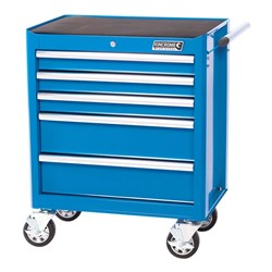 BLUESTEEL® Tool Trolley 5 Drawer