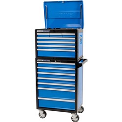 Evolution Deep Chest and Trolley Combo 14 Drawer