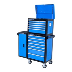 Evolution Deep Chest, Trolley and Side Locker Combo 16 Drawer