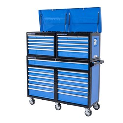 Evolution Super Wide Deep Chest and Trolley Combo 27 Drawer