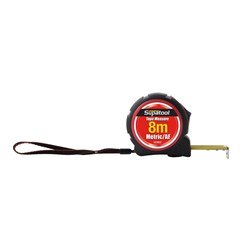 Tape Measure 8 Metre Metric & Imperial