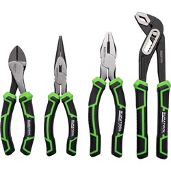 Plier Set - 4 Piece
