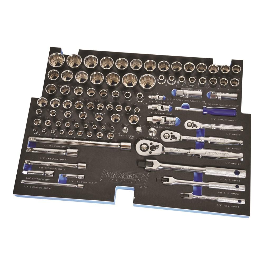 Eva Tray Socket Amp Accessories 93 Piece Eva Trays 208