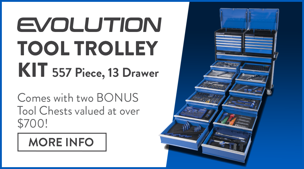 Evolution Tool Trolley Kit