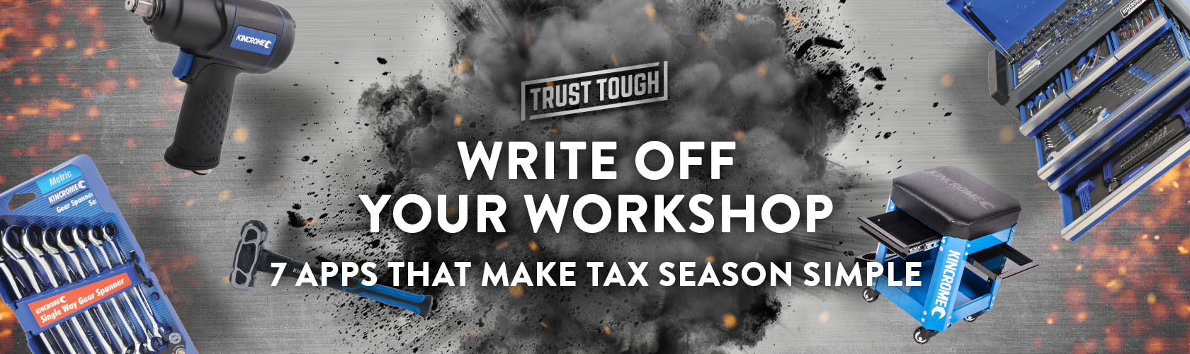 Write off your workshop