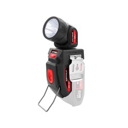18V Charge-All Cordless Swivel Head Torch