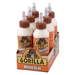 Gorilla® Wood Glue 236ml 6 Piece