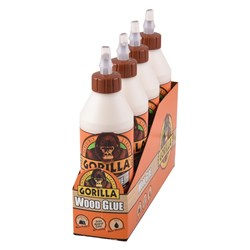 Gorilla® Wood Glue 532ml 4 Piece