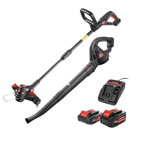 18V Charge-All 2 Piece Garden Combo Kit
