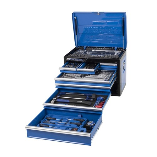 "EVOLUTION Tool Chest Kit 172 Piece 7 Drawer Deep 1/4, 3/8 & 1/2"" Drive"