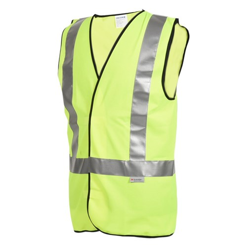 Safety Vest Reflective Tape - Hi-Vis Extra Large