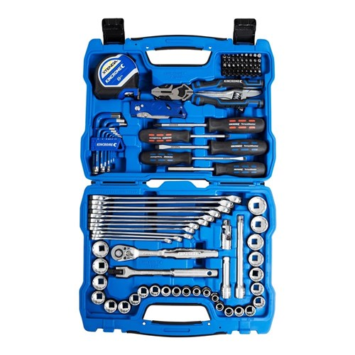 "Portable Toolkit 96 Piece 3/8"" Drive"